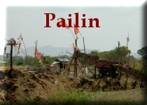The ruby & sapphire mines at Pailin, Cambodia