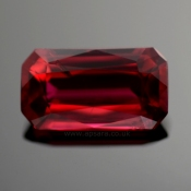 Untreated Ruby from Mozambique