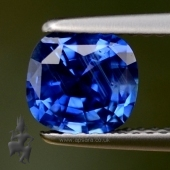 Untreated Blue Sapphire (Madagascar)