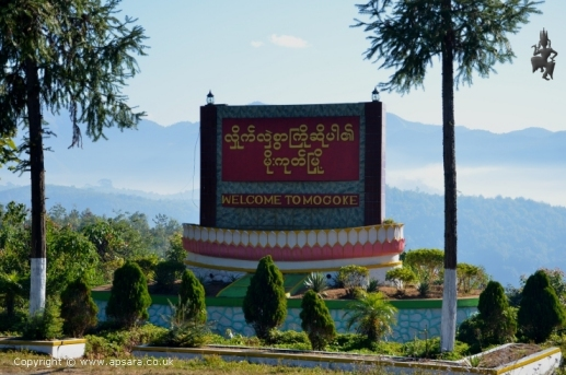 Welcome to Mogok