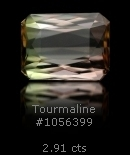 Bi-Coloured Tourmaline