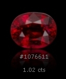 Untreated Mozambique Ruby