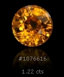 Untreated Thai Bang Kacha Yellow Sapphire